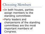 choosing members2