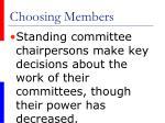 choosing members3