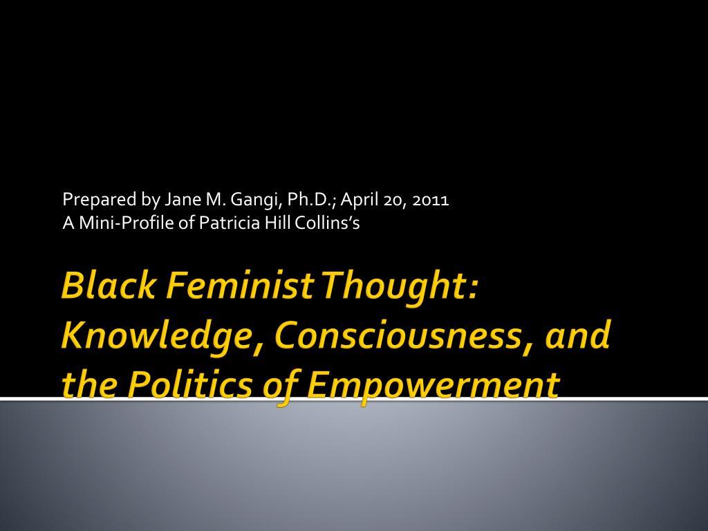 black empowerment wallpaper