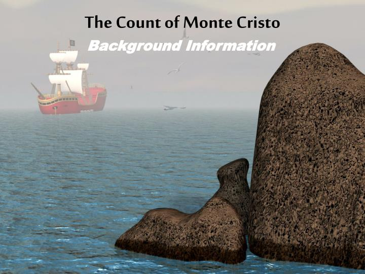 The count of monte cristo1