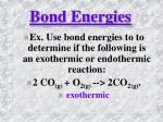 bond energies2