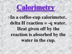calorimetry4