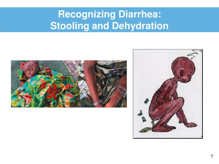 Recognizing Diarrhea: