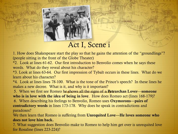 Act I, Scene