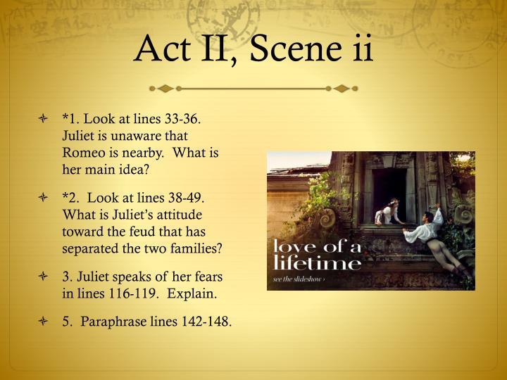 Act II, Scene ii