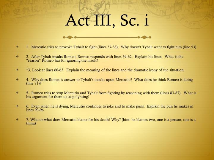 Act III, Sc.