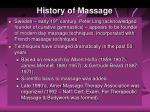 history of massage1