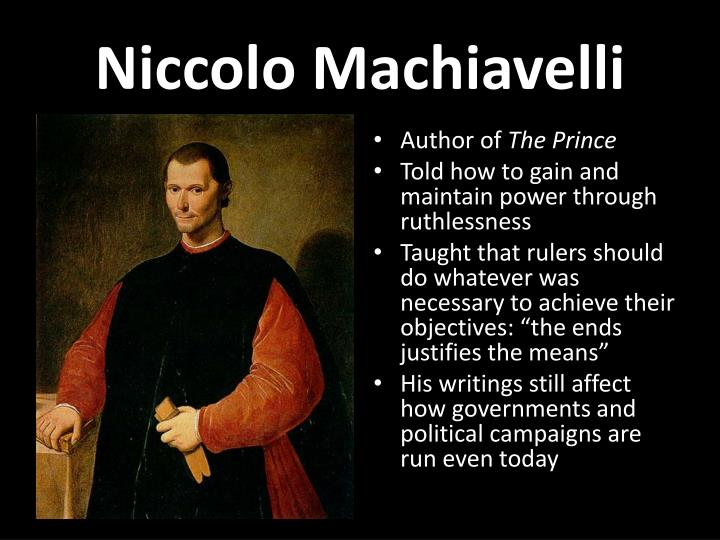 niccolo machiavelli the circle of governments The machiavellian states of america posted by c4l member march 23, 2012 niccolo machiavelli (1469-1527) was the preeminent political philosopher of his time,.