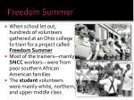 freedom summer1