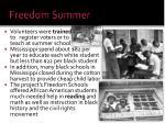 freedom summer2