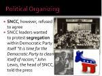 political organizing1