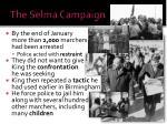the selma campaign1