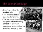 the selma campaign2