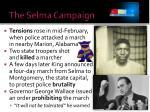 the selma campaign3