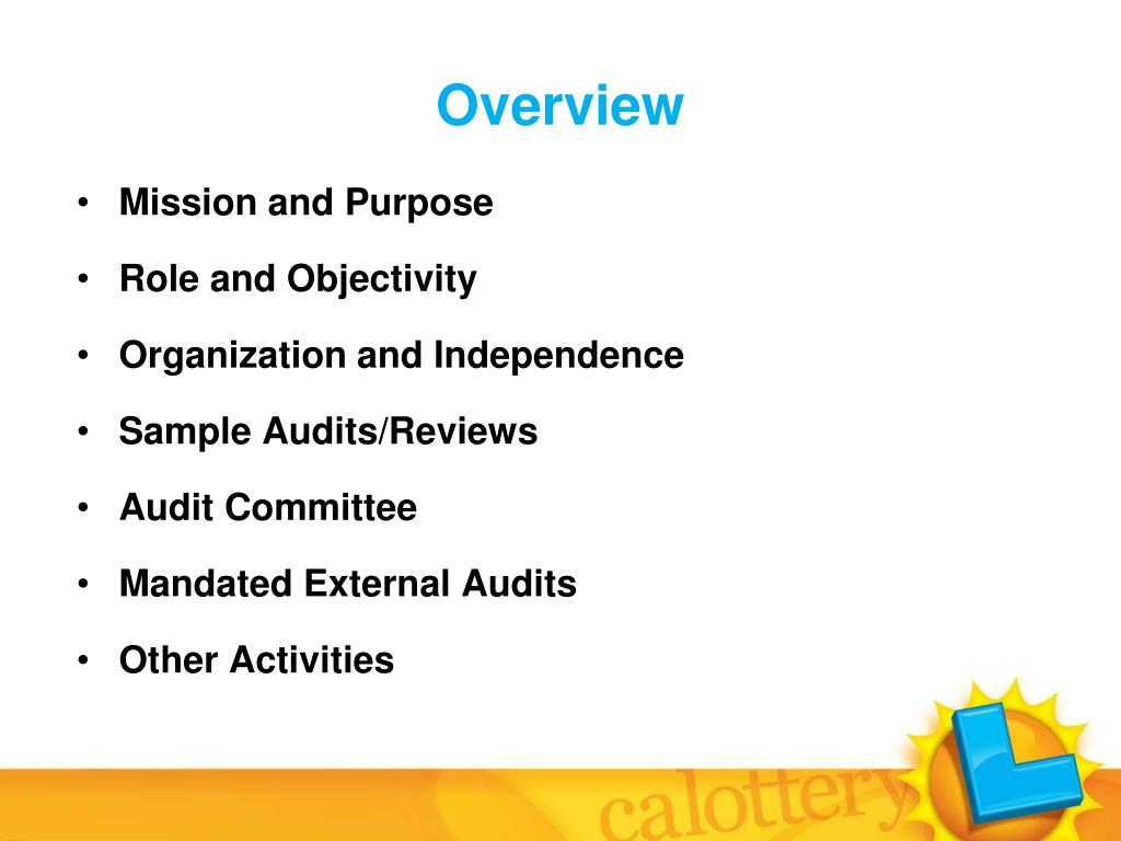 PPT - Internal Audits PowerPoint Presentation - ID:2693225