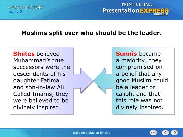 Sunnis