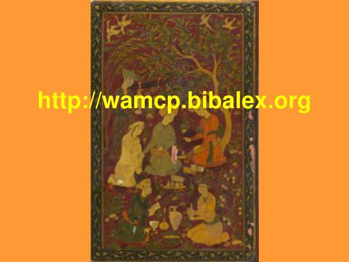 http://wamcp.bibalex.org