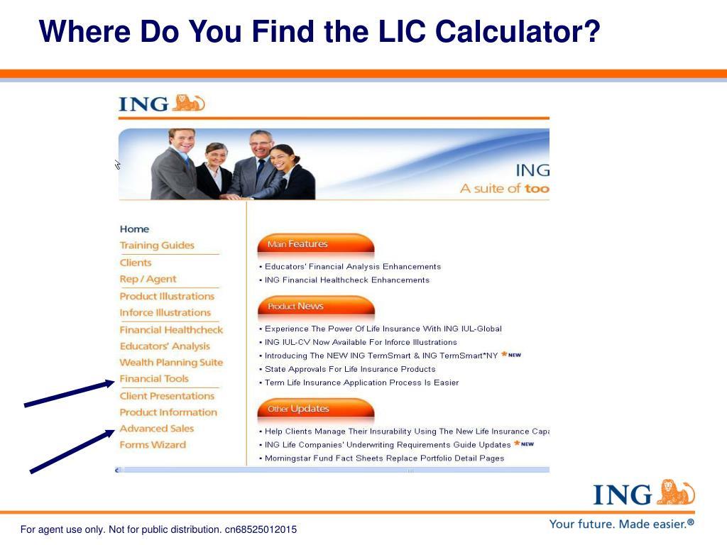 Ing Term Life Insurance - Thismylife Ing