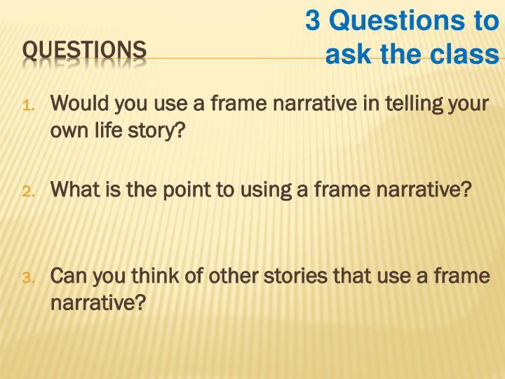 PPT - Frame Narrative in Frankenstein PowerPoint Presentation - ID ...