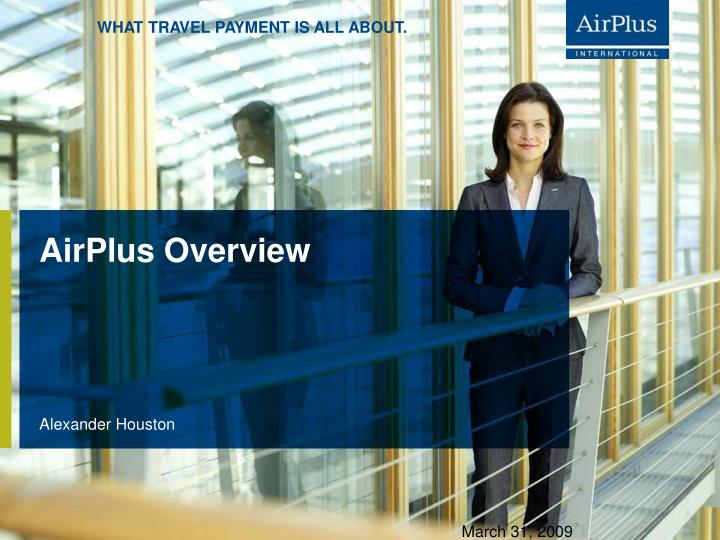 airplus overview