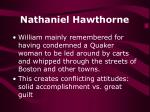 nathaniel hawthorne1