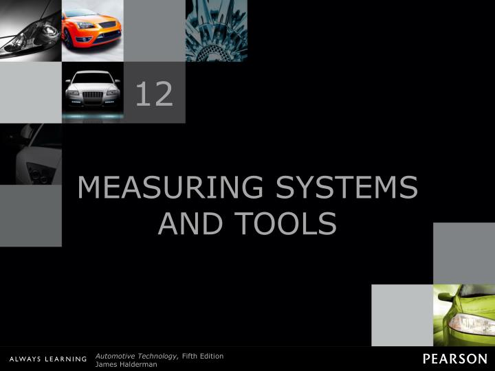 Measuring systems and tools