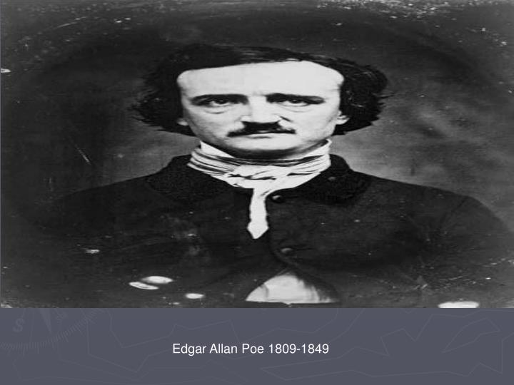account of the early life of edgar allan poe