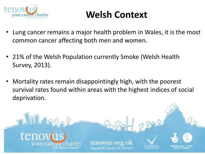 Welsh Context