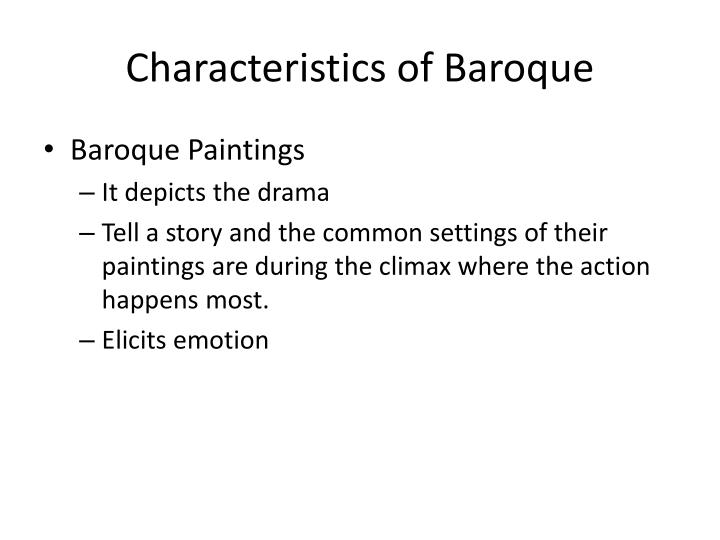 ppt mannerism vs baroque powerpoint presentation id