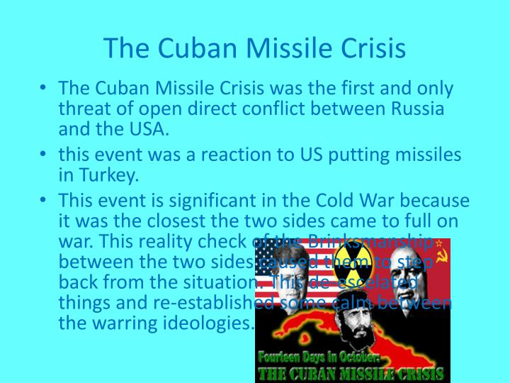 viewing the cuban missile crisis through the Posts about cuban missile crisis written by jacob long  it depends menu tag: cuban missile crisis we're neurotic: nonviolent reflections on memorial day – year 2 the solutions are very straightforward  (in the name of god), viewing it as honorable and as if it were the right thing to do people get upset about the.