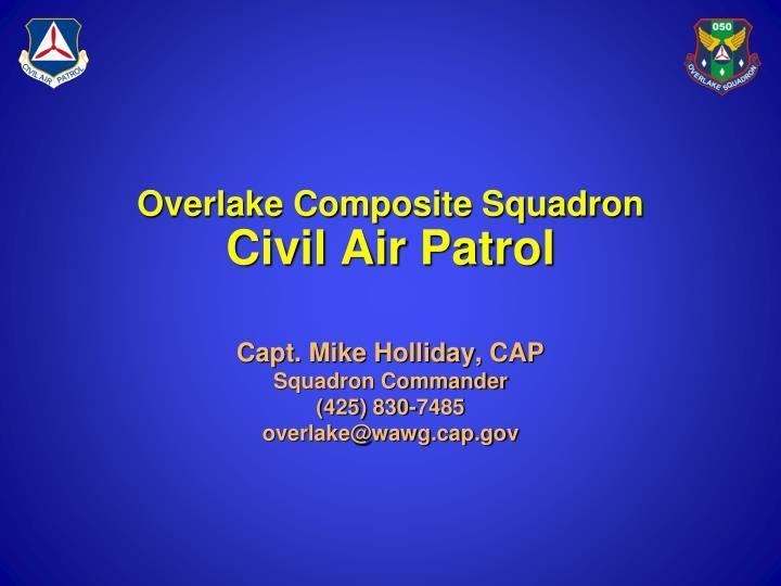 Overlake composite squadron civil air patrol