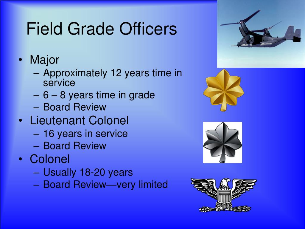 Ppt Military Ranks Powerpoint Presentation Free