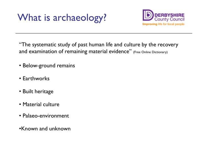 archaeology and what its all about essay Archaeology is about studying the past and connecting it to our present knowledge of human history and is a field that is exclusively about an in-depth investigation likewise, writing an archaeological essay requires very good researching skills, good use of language, and knowledge of the subject.