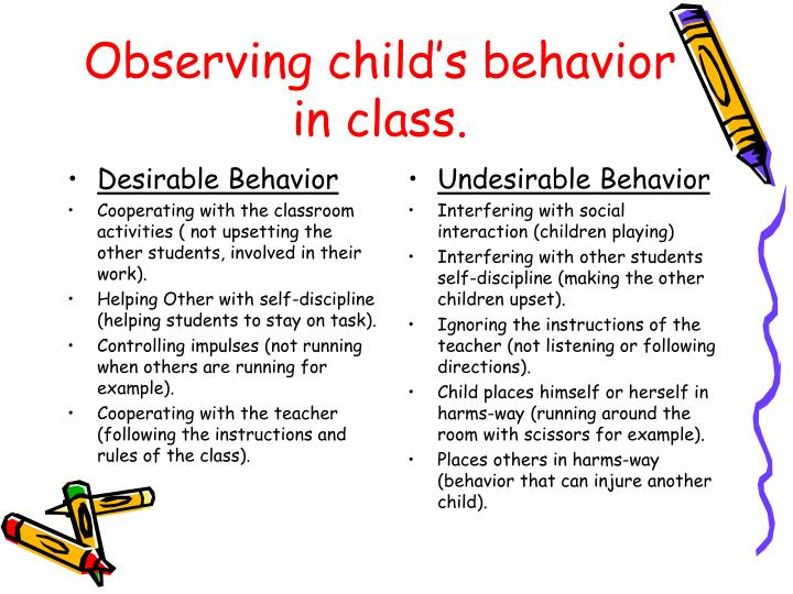 methods in observing children s behavior 23-9-2017 methods of observing young children it allows them to share their interests with one another, warm others of predators, find a applied behavior analysis, 2nd edition management systems international (msi), a tetra tech company, is a us-based international development firm.
