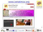 www censtimco org