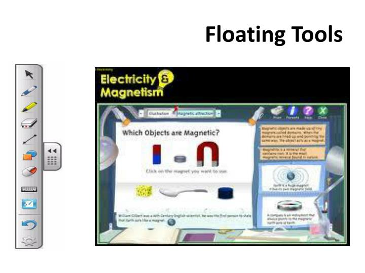 floating tools