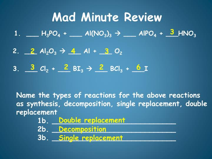 mad minute review n.