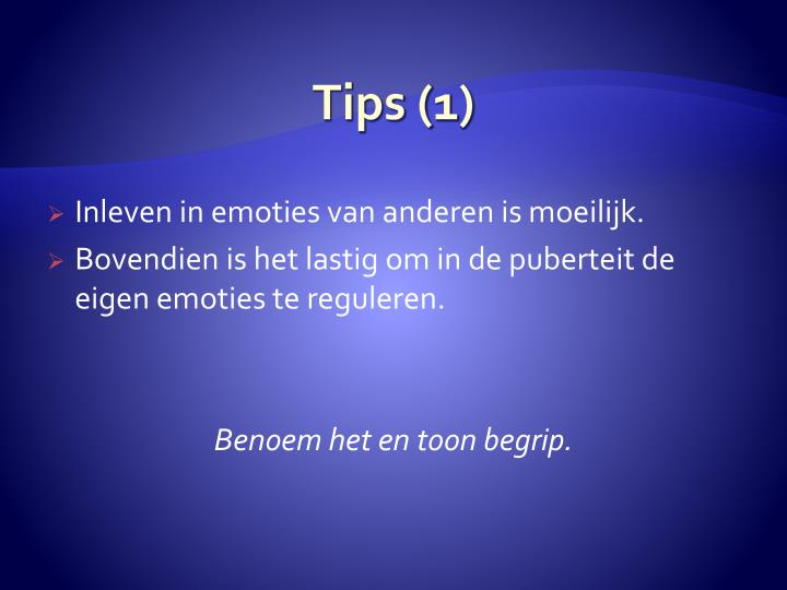 Tips (1)