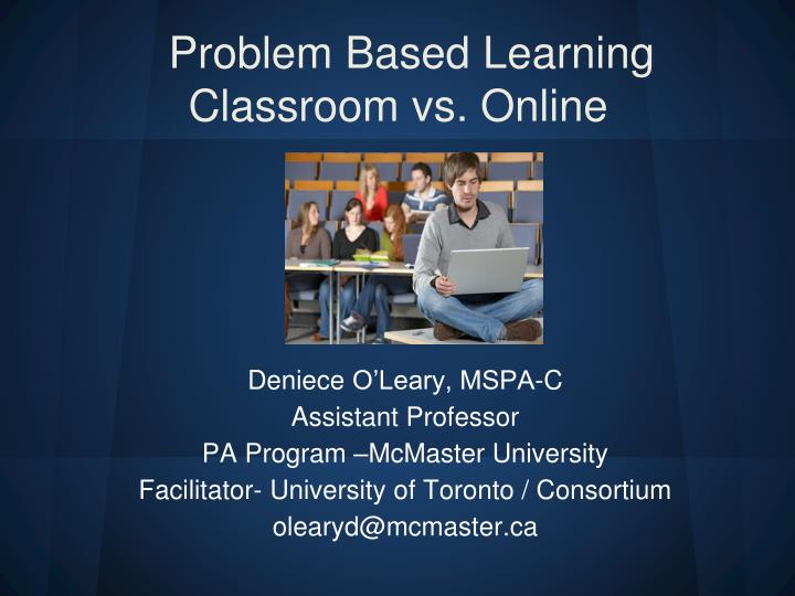 problem of online learning