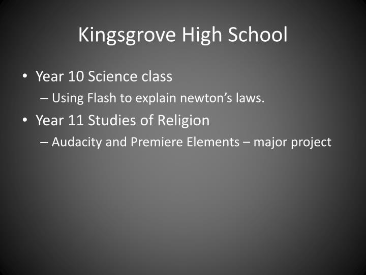 Kingsgrove High School
