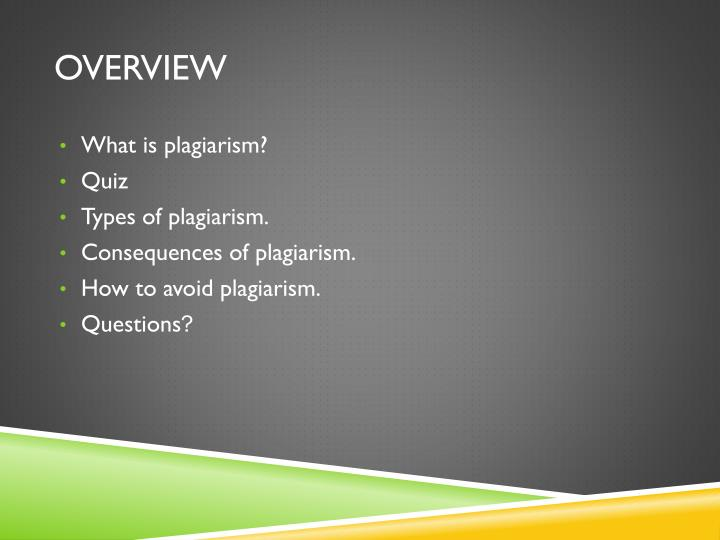 51702627 plagiarism and how to avoid How to avoid plagiarism plagiarism is a growing problem in universities (matheson & starr 2013) and becoming too common in the scientific world (ober et al 2012) hence it is important for students as well as researchers to know how to avoid plagiarism.