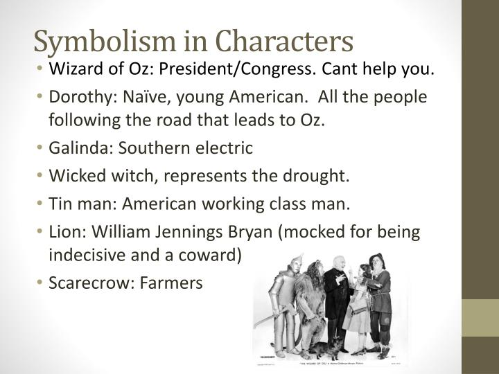 Ppt Wizard Of Ozpopulism Powerpoint Presentation Id2700990