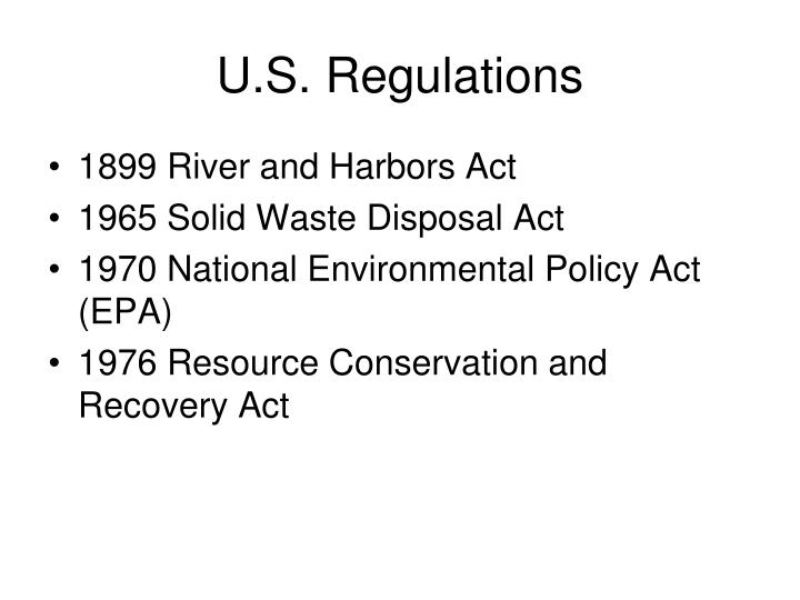 the resource conservation and recovery act An act to provide technical and financial assistance for the development of management oct 21, 1976 plans and facilities for the recovery of energy and other resources from dis- [s 2150.
