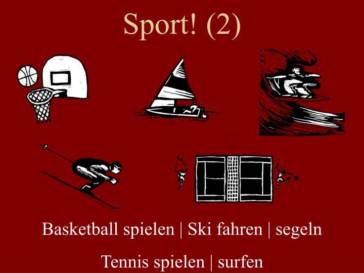 Sport! (2)