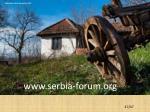 www serbia forum org