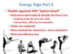 energy yoga part 2