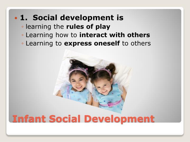1.  Social