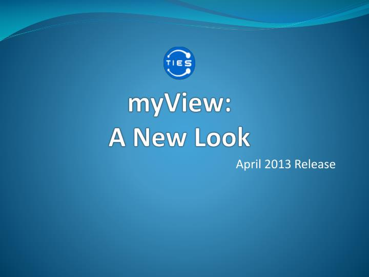 myview a new look n.
