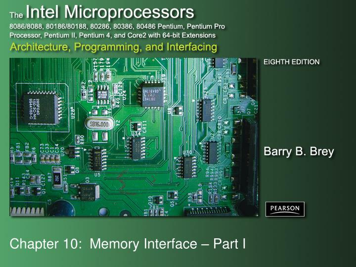 chapter 10 memory interface part i n.