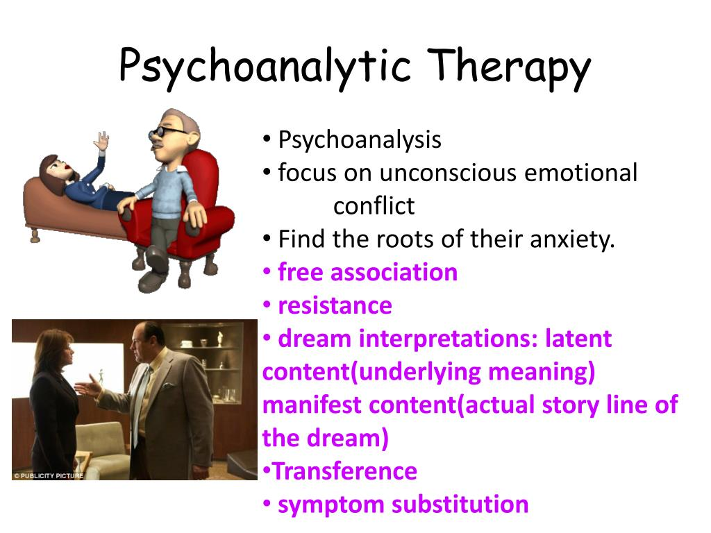 A what therapist is psychoanalyst Psychologist vs